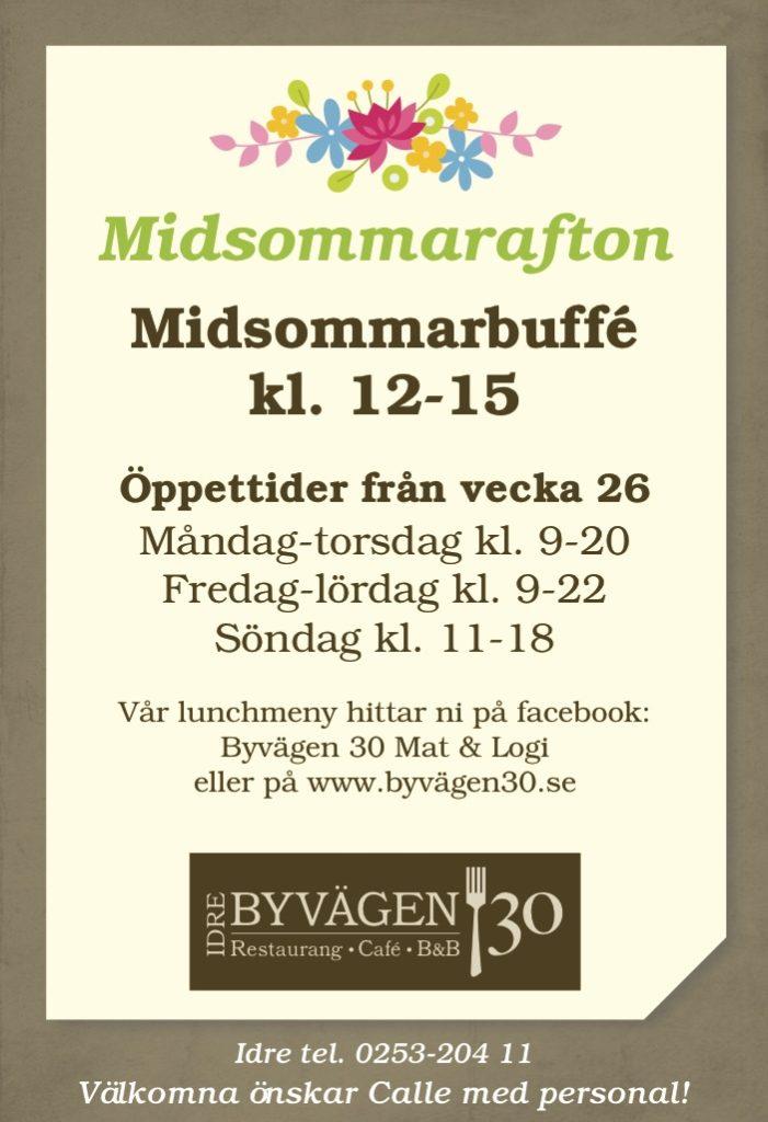 2016 - Midsommar